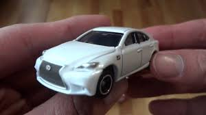 lexus wheels color tomica no 100 lexus is 350 f sport first color special unboxing