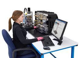 amatrol introduces the portable basic hydraulics learning system
