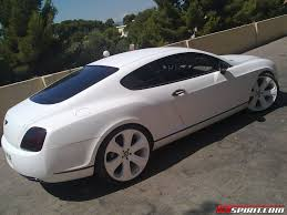 bentley tv dartz bentley continental gt white snake skin vinyl