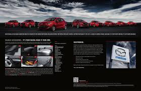 what company makes mazda 2014 mazda 2 brochure