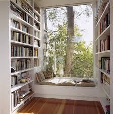 bookshelves libraries books etc nook reading nooks and window spaces