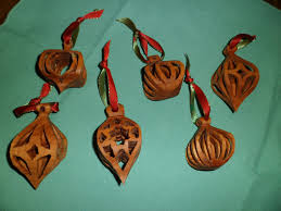 as time goes by ornaments i made with my scrollsaw