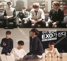 para pemain film exo next door yehet exo next door tayang online mulai 9 april