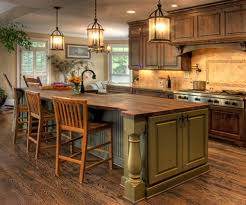 Country Kitchen Lighting Ideas Marvelous Country Island Lighting Country Kitchen