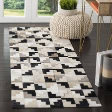 Patchwork Cowhide Rug Compare Prices On Black Hide Rug Online Shopping Buy Low Price