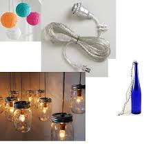 Make Your Own Pendant Light Kit Build Your Own L Kit Swag Hanging In Light Replacement