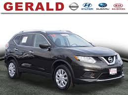nissan rogue off road certified pre owned 2016 nissan rogue for sale naperville il