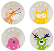 jump kids world wooden clocks listen to lena