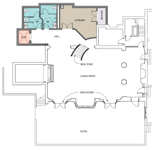 ground floor plans floor plans beta mu chapter of beta theta pi