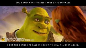 movie review shrek 2010 wasted