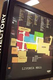 colony mall map livonia mall livonia michigan labelscar