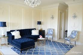 great navy tufted sofa 65 for living room sofa ideas with navy