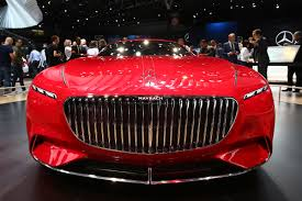 mercedes maybach 6 concept previews 2017 production coupe auto