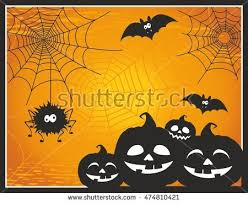 halloween silhouette stock images royalty free images u0026 vectors