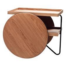 coffee table kitchen trolley casamania chariot design gamfratesi