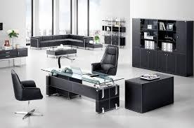 Modern Glass Executive Desk Awesome Modern Glass Executive Desk Gallery Liltigertoo