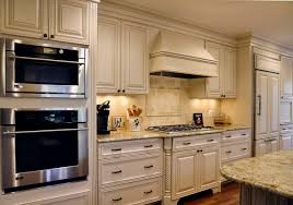 Elegant French Country Kitchen Traditional Kitchen DC Metro - French country kitchen cabinets photos