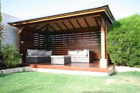 Pool Pergola Designs by A Very Simple Version Of The Pool Hut A Bit Too Chunky For Our