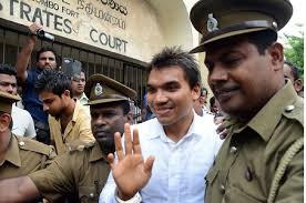 Namal Rajapaksa Namal U0026 Two Others Released On Bail Asian Tribune