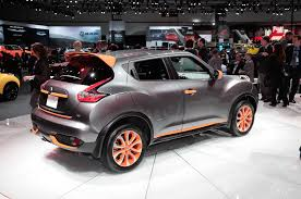 2015 nissan juke interior 2015 nissan juke refresh arrives in l a with color personalization