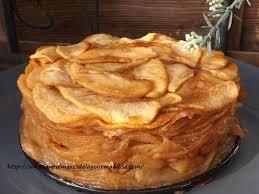 cuisiner sans graisse gateau confit aux pommes sans farine sans oeufs sans gras ni