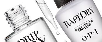 quick dry opi care products opi
