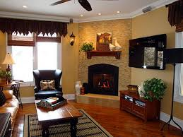 decorated family rooms 18 family room decorating ideas with fireplace living room