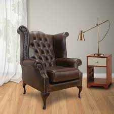 Armchair Sales Uk Chesterfield Wing Chair Buy Online At Designer Sofas 4 U