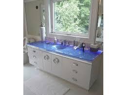 glass sinks cgd glass countertops