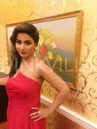 hot new years dresses hot hina khan stuns in a gown at the new year s in