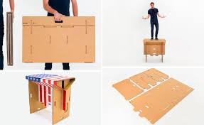Standing Portable Desk Refold Portable Cardboard Standing Desk