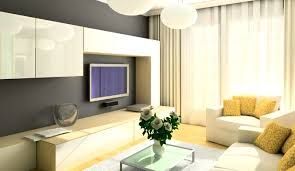 apartments gorgeous living room flat modern style latest wall
