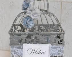 Wedding Wishing Box Wishing Well Box Etsy