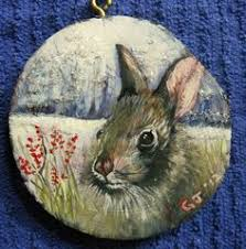 sold wooden squirrel ornaments special order