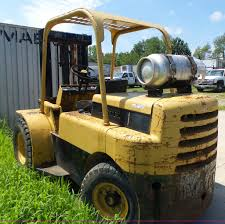 hyster 60 forklift item cc9309 sold september 14 vehicl