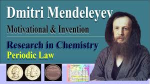 Who Invented Periodic Table Research In Chemistry Dmitri Mendeleev Ii Invention The Periodic