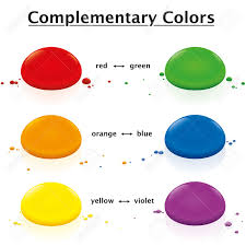 opposite colors adorable 25 best opposite colors ideas on