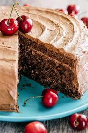 chocolate cherry cake recipe natashaskitchen com