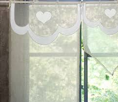 Catalogo Tende Blanc Mariclo by Tenda Finestra Shabby Chic 60 X 120 Colore Bianco Lino Blanc