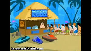 phines and ferb backyard beach youtube