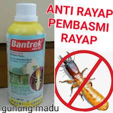 anti rayap bantrek 480 ec 500 ml pembasmi rayap obat rayap