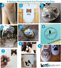 personalized cat gifts 9 unique personalized cat products on etsy png