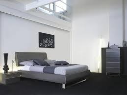 chambre contemporaine grise chambre adulte grise ides