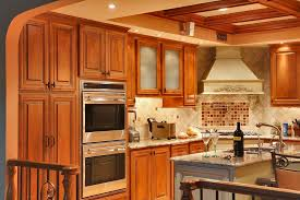 Maple Cabinets With Mocha Glaze Candlelight Cabinetry Images