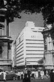 sede abi galeria de cl磧ssicos da arquitetura sede da associa礑磽o brasileira