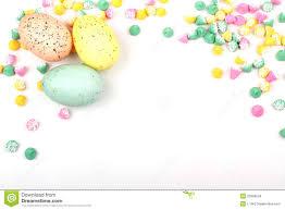 pastel easter eggs pastel easter egg border stock images image 22868524