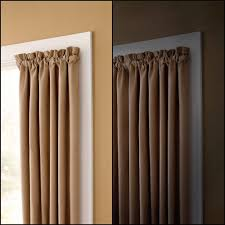 Room Darkening Curtain Rod Eclipse 28 In 48 In Telescoping 5 8 In No Tools Room
