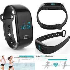 wrist bracelet monitor images 2016 fitness jw018 heart rate wristband smart band monitor charge jpg