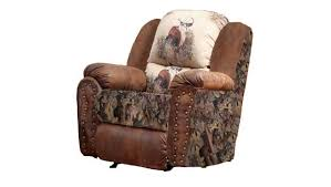Youth Recliner Chairs Camo Recliner