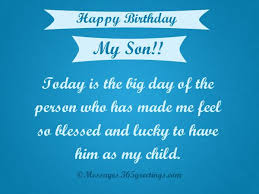 birthday card sayings son best 20 son birthday quotes ideas on